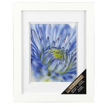 studio dcor airfloat gallery wall frame with double white mat white - Michaels 11x14 Frame