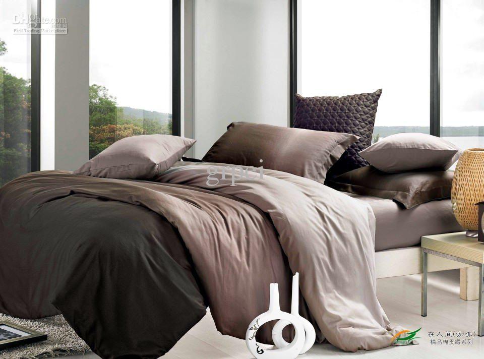 Brown Comforter Sets King Size   Brown Bedding Sets