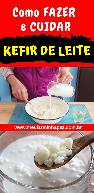 beneficios do kefir de leite para emagrecer