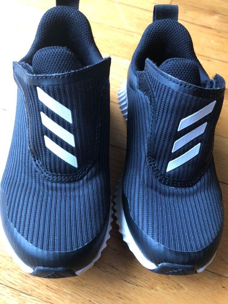 Adidas FortaRun stay-put closure