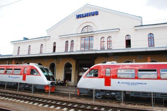 Vilnius, recebendo mercadorias Resource Center