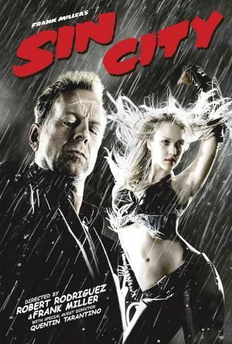 Poster: Sin City, 40x27in.