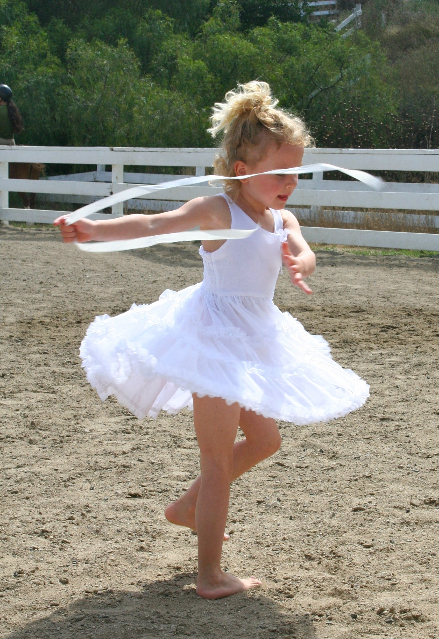 Twirling...what fun!