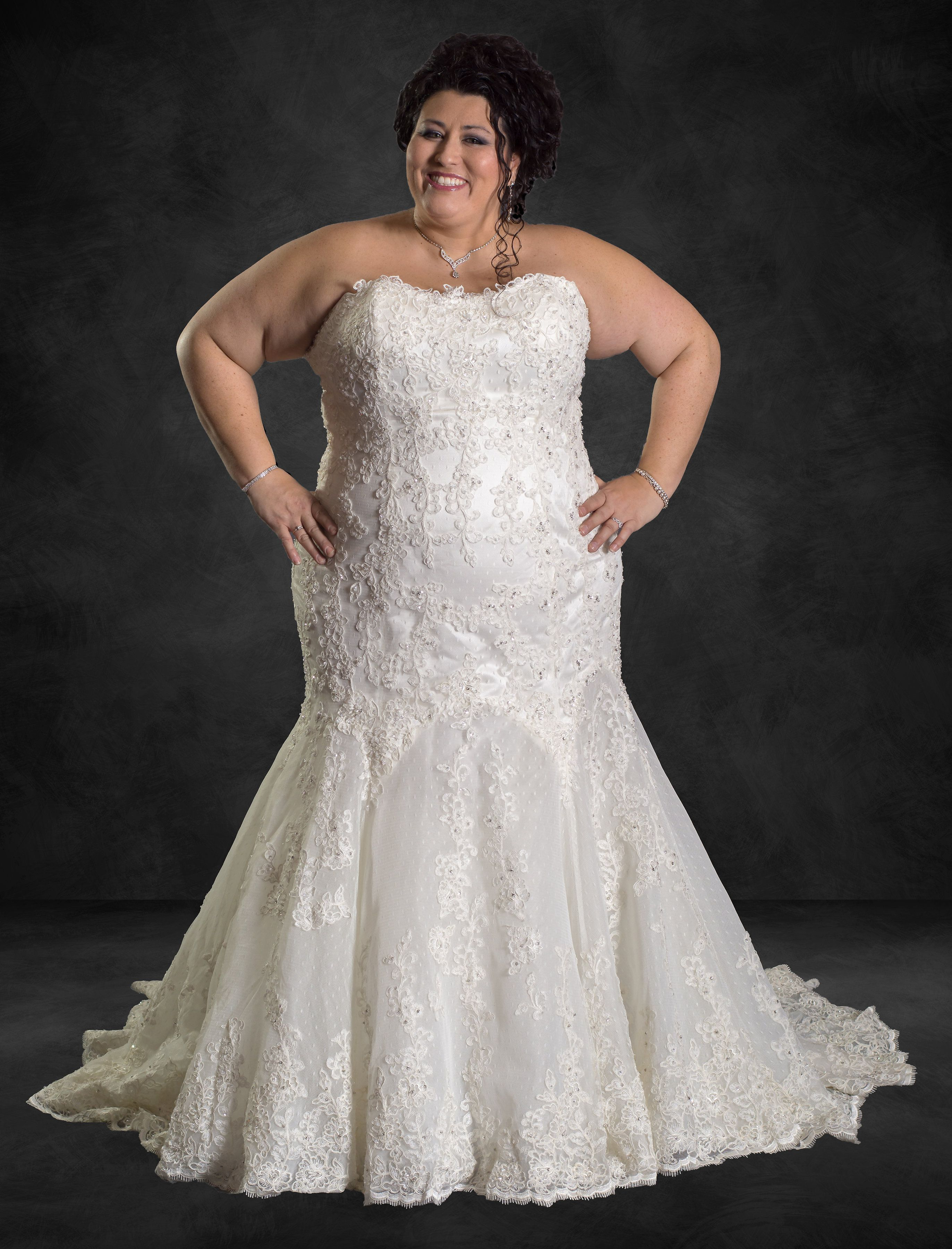 Beautiful Bridal Gowns for the Curvy Bride BridalPulse