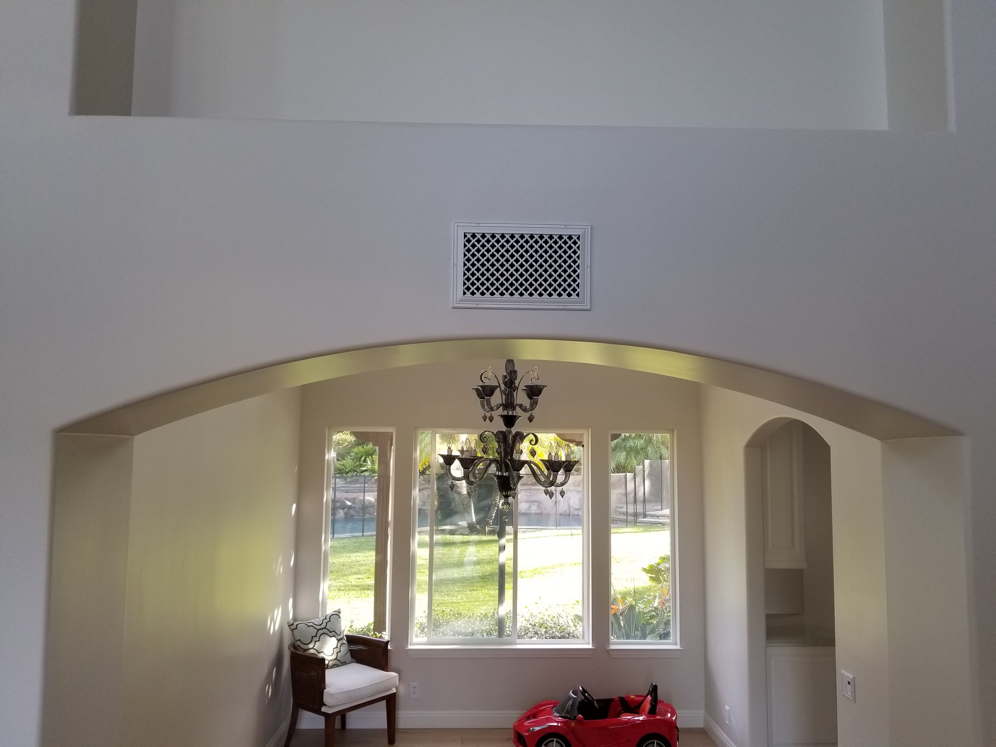 Ribbon Vent Cover Vent covers, Interior, exterior, Cover