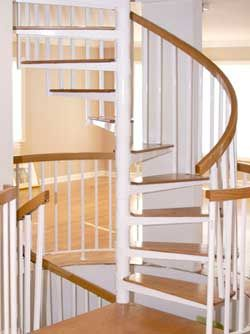 The Mylen Stairs Adjustable Series Is The Most Economical And Affordable  Line Of Spiral Stairs In