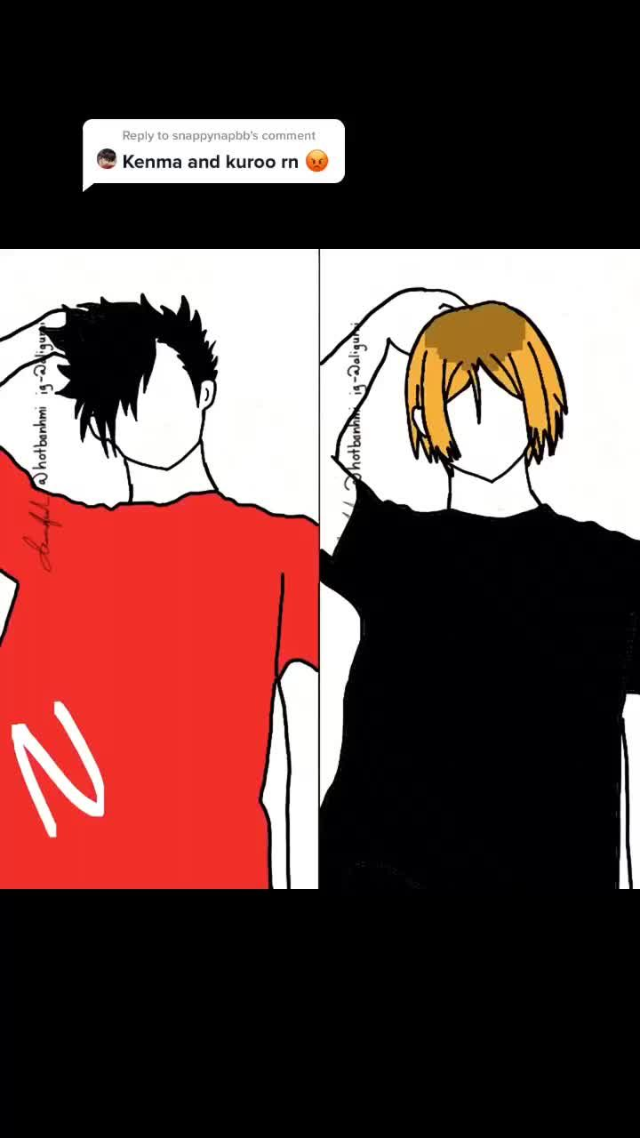 it was v hard to get kenma off his nintendo 🙄 #due