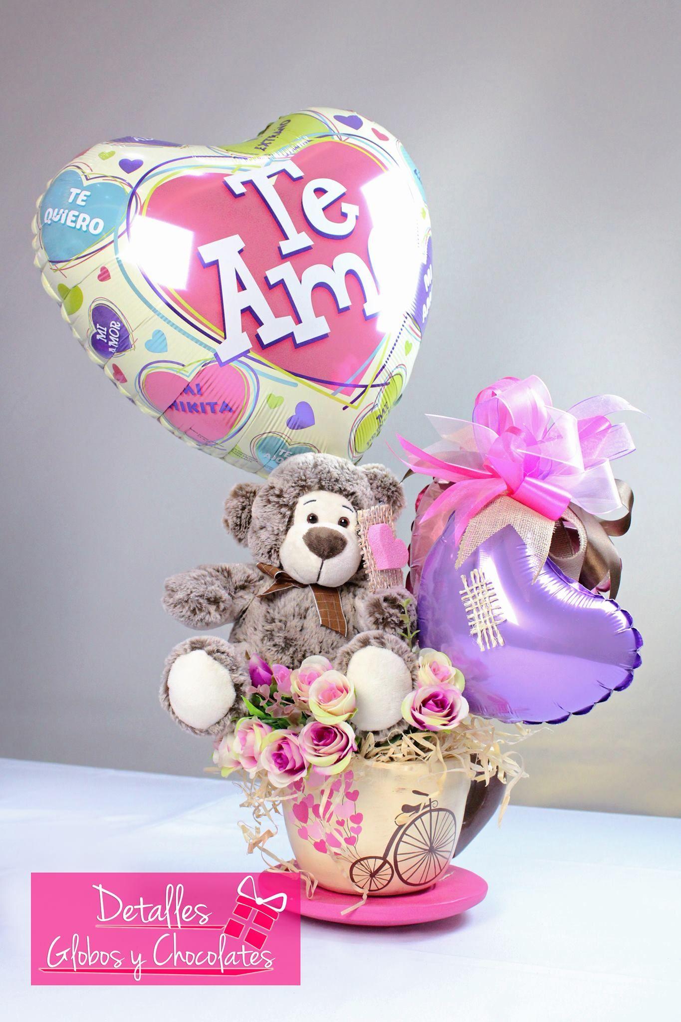 M s de 25 ideas incre bles sobre arreglos con dulces en pinterest centros de mesa dulces - Decoracion para regalos ...