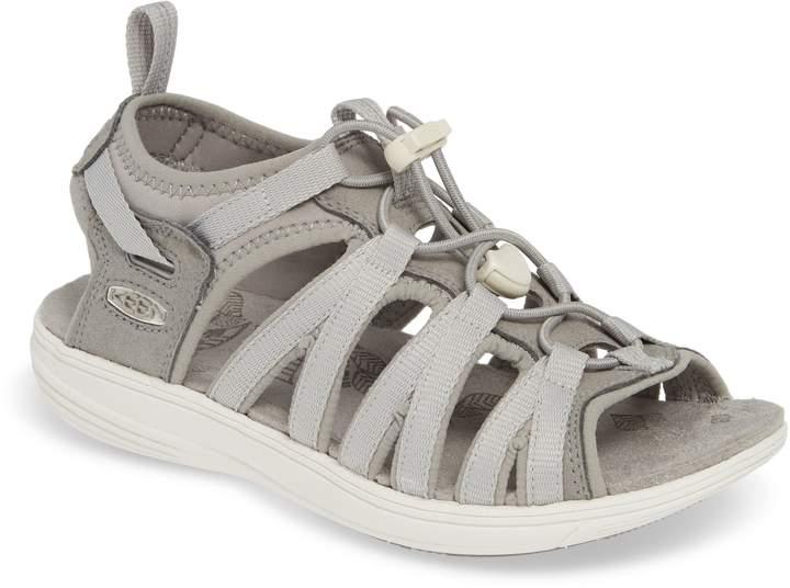 Keen Damaya Lattice Sandal | Lattice