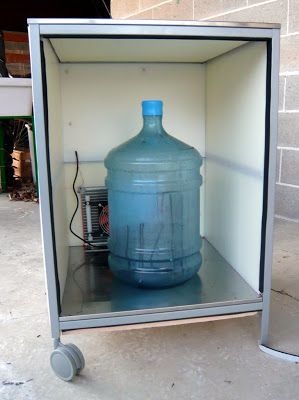 Hot/cold fermentation cabinet with TEC (peltier) module - Home ...