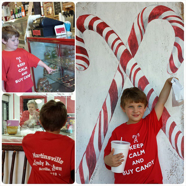 Calm Keep Picks Candy And Canes Love