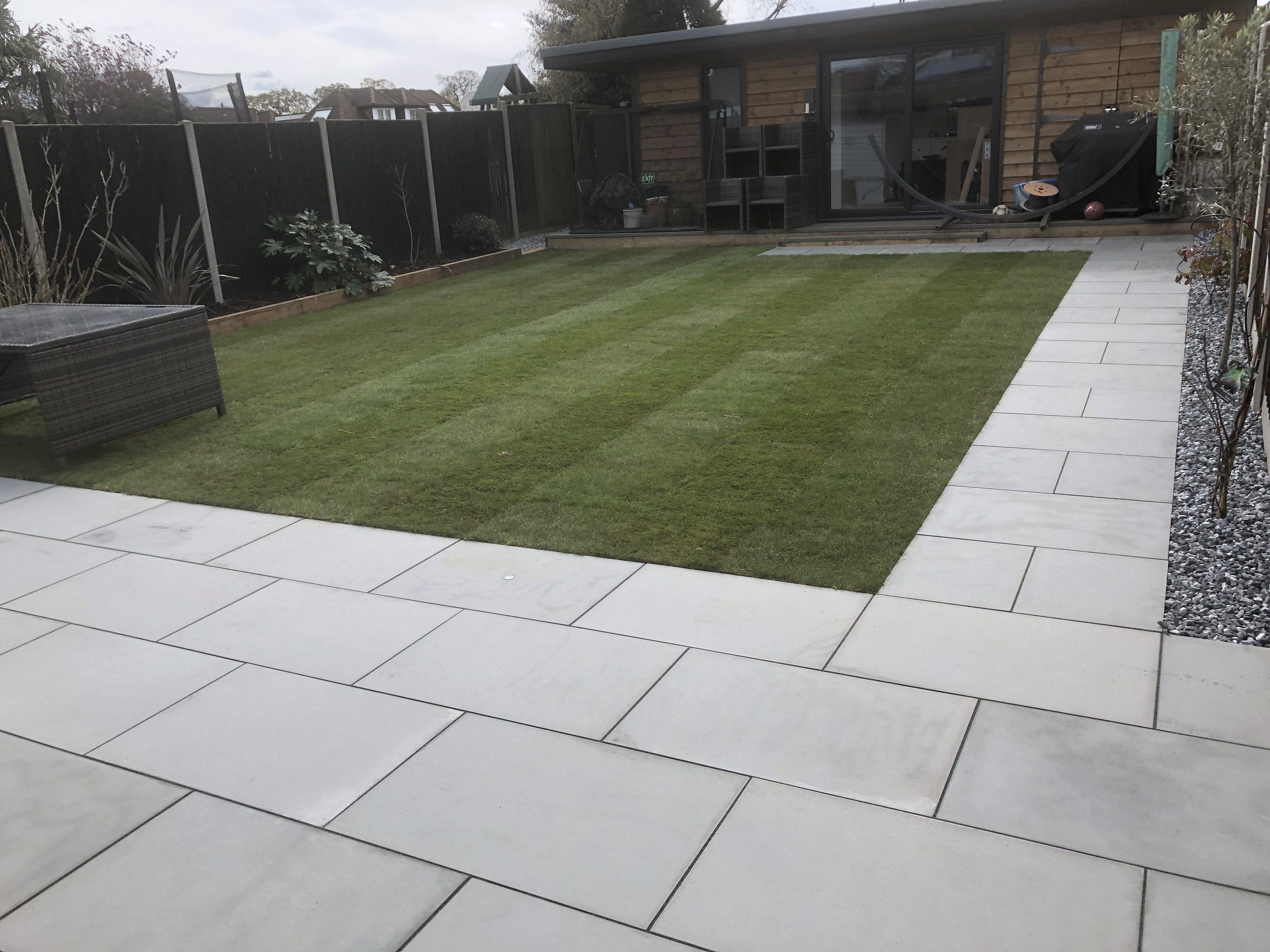 Smooth Back Garden Design Outdoor Gardens Design Patio Garden Design