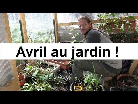 Que Faire Au Jardin En Avril Giardino E Aiuole
