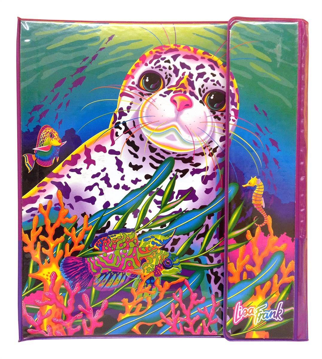 Image result for trapper keeper lisa frank | 90s show | Pinterest