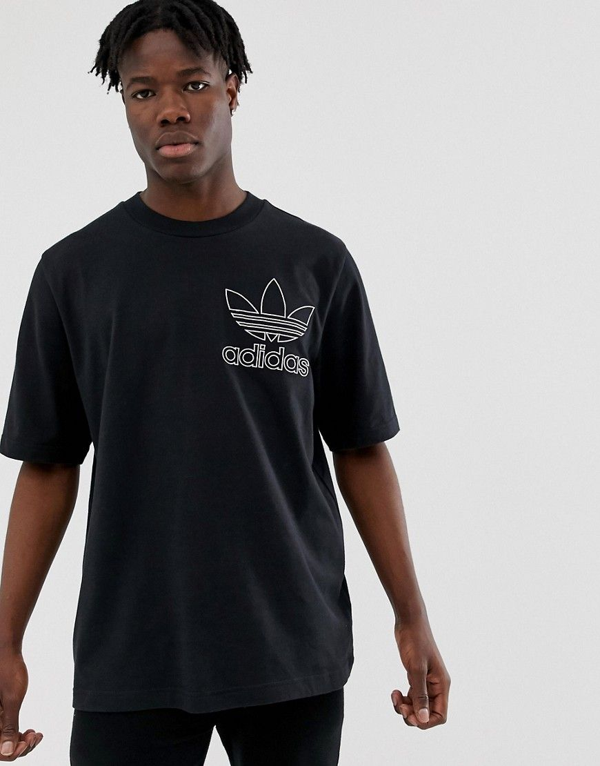 adidas Originals Essentials t shirt Grey DV11641