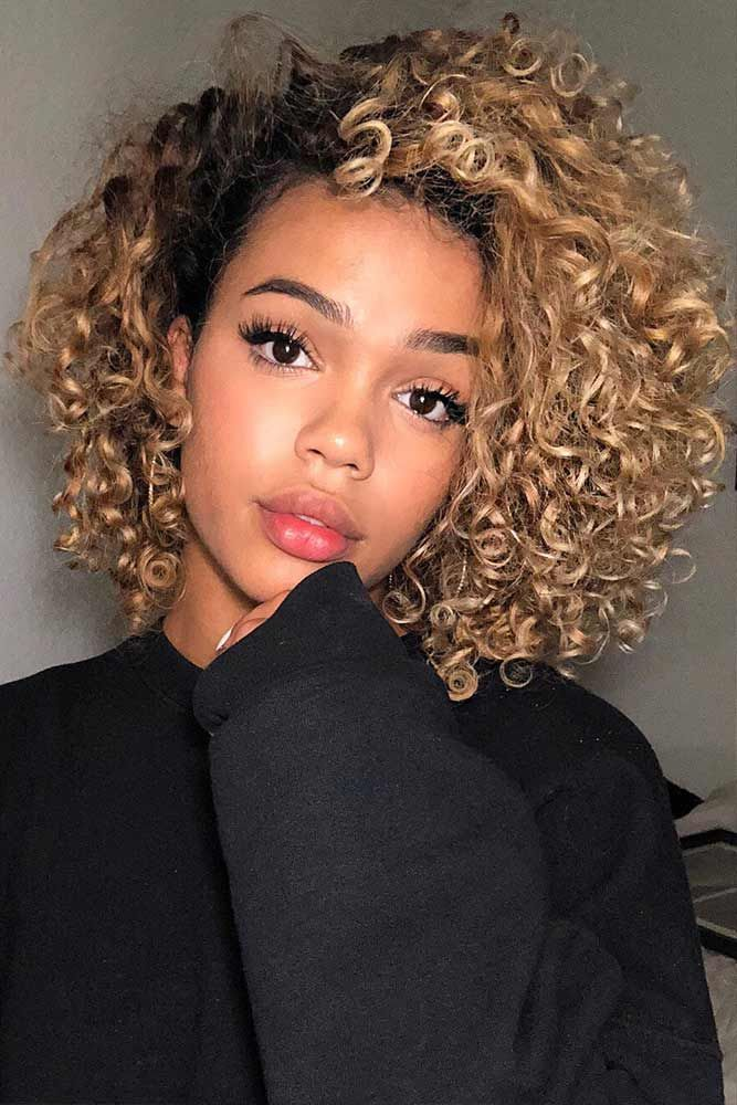 Hairstyles For Thin Hair   Short Haircut Ideas For Curly ...