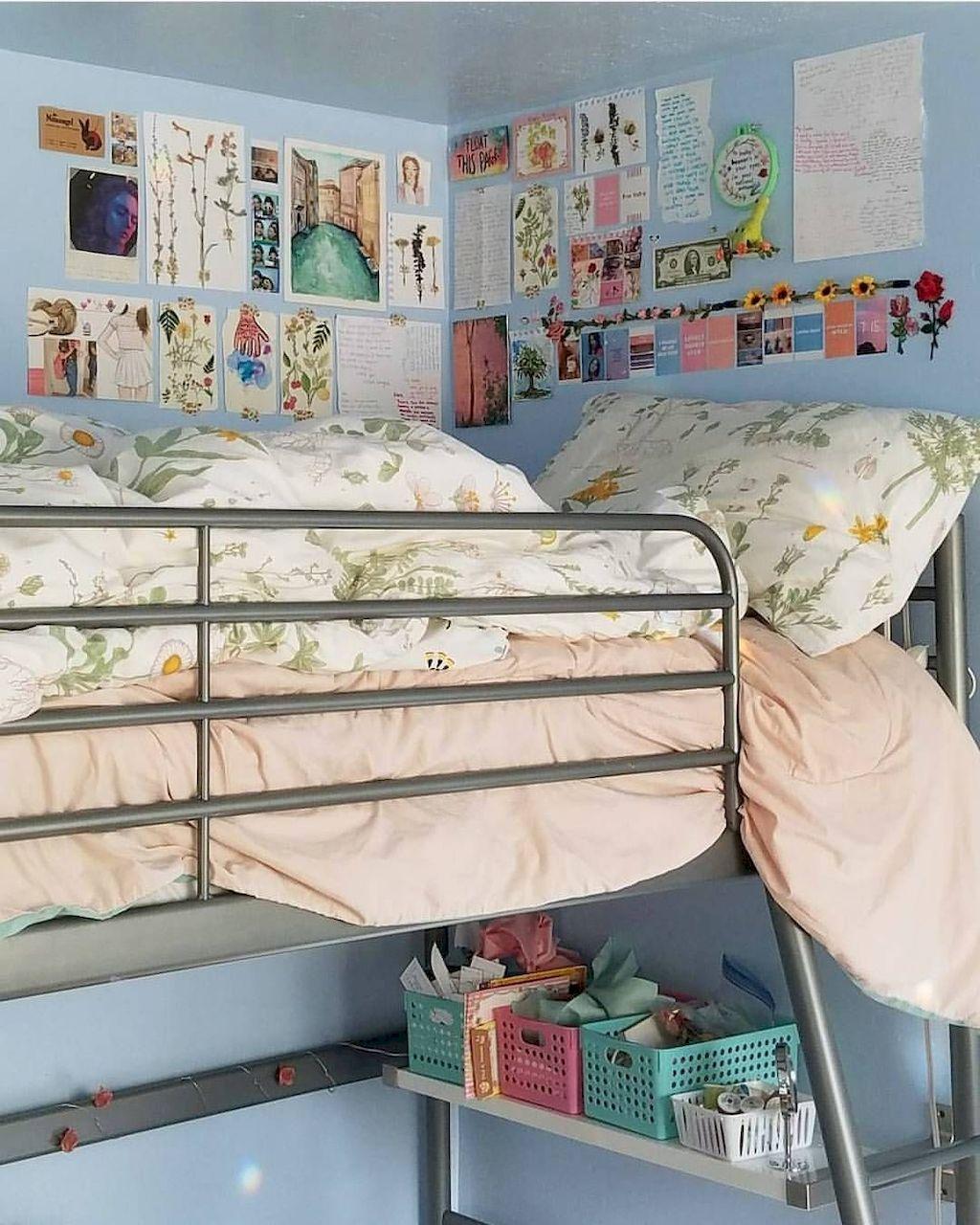 Dorm Room Loft Beds: Pin By Marissa On College Dorm Ideas