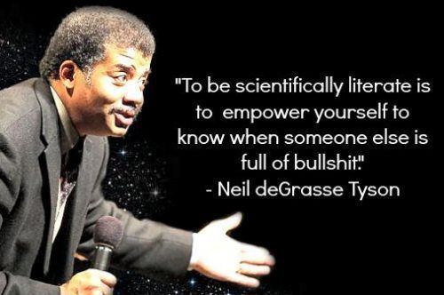 Wingnut Columnist Neil DeGrasse Tyson Is A Bad Scientist Could Someone Please Kill Him
