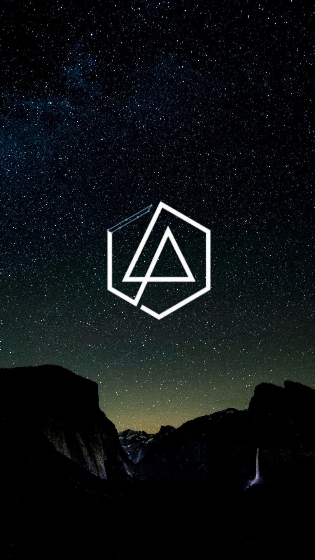 Linkin Park Background Linkin Park Logo Papel De Parede Do Iphone Papel De Parede De Astronauta