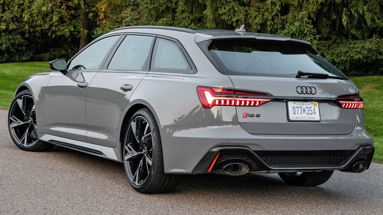 2021 Audi Rs 6 Avant Money Can T Buy Happiness But It Can Buy An Rs Audi Rs Audi Twin Turbo