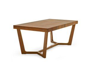 Calligaris Prince Wooden Extendable Dining Table