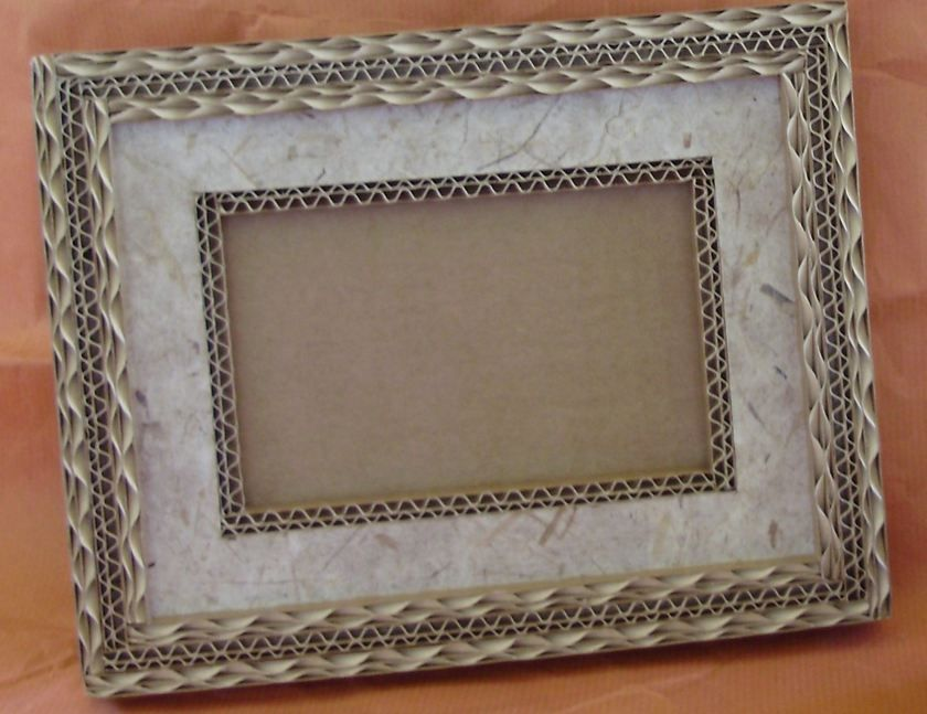 Album Les Cadres Photo Cadre En Carton Art Carton Artisanat En Carton