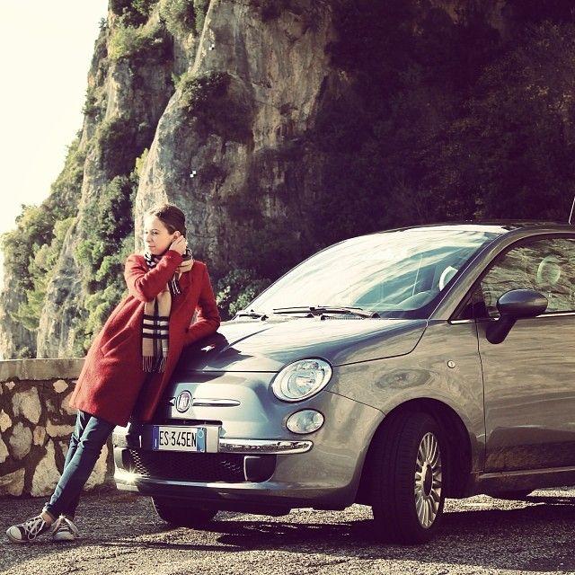 Hello #Sorento! #Fiat500