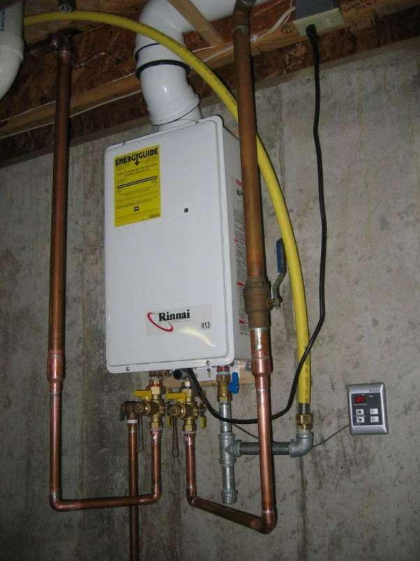 Power Outage Tankless Hot Water Heater Cold Shower Www Lovenowselllater Com Home Improvement Home Improvement Projects Tankless Water Heater
