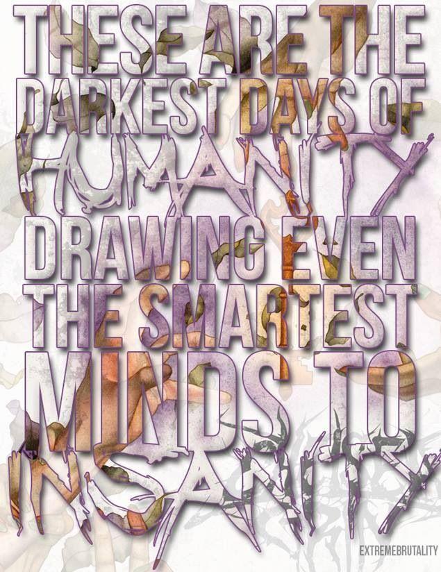 Chelsea Grin Clockwork Lyrics