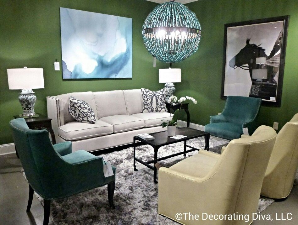 CR Laine\u0027s living room collection in a contemporary  soothing color - kleine wohnzimmer modern