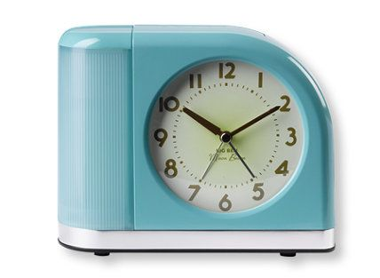 Moon Beam Alarm Clock From L Bean