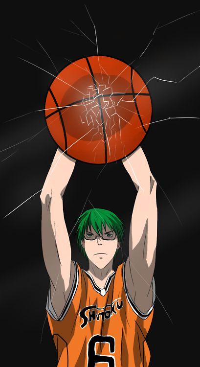Midorima Kuroko No Basket Anime Anime Nerd