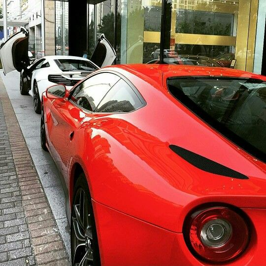 Ferrari Or Mclaren Post By Aliforouzesh Search Instagram With These Multiple Hashtags Car Sports On Www Hashtagpirate Com La Ferrari Instagram Super Cars