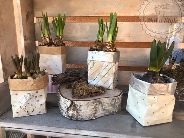Photo of Upcycling blomsterpotte
