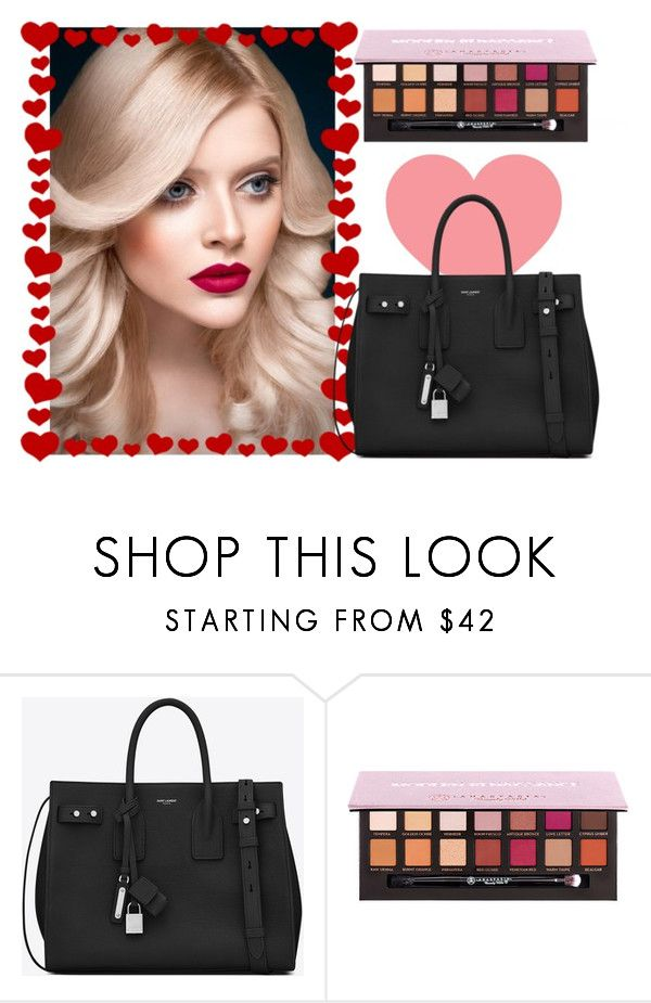 """""""Bez naslova #2"""" by dora-233 ❤ liked on Polyvore featuring Yves Saint Laurent"""