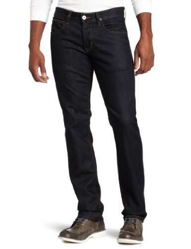 e8d2e2c17cb Hudson Jeans Mens Byron Straight Leg Jean in Edges Edges 30X34 ** To view  further for this item, visit the image link.