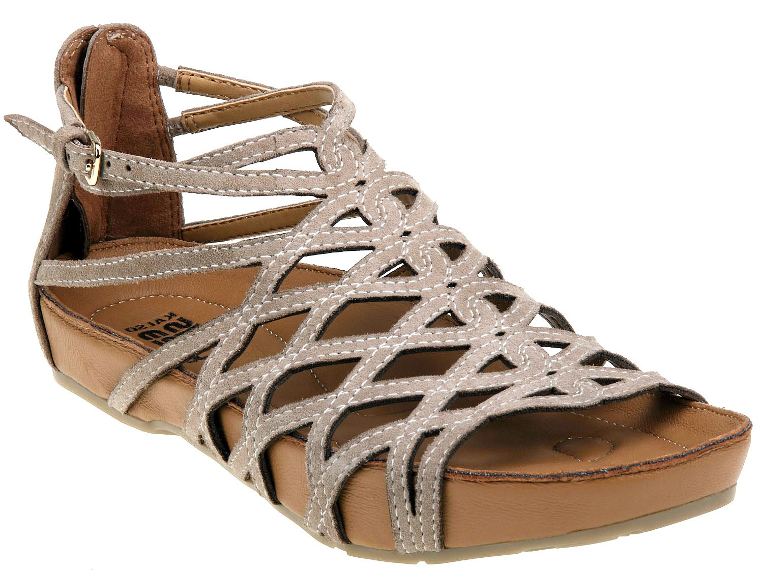 24ff451bd22 Kalso Earth Shoe Exquisite in Taupe Khaki
