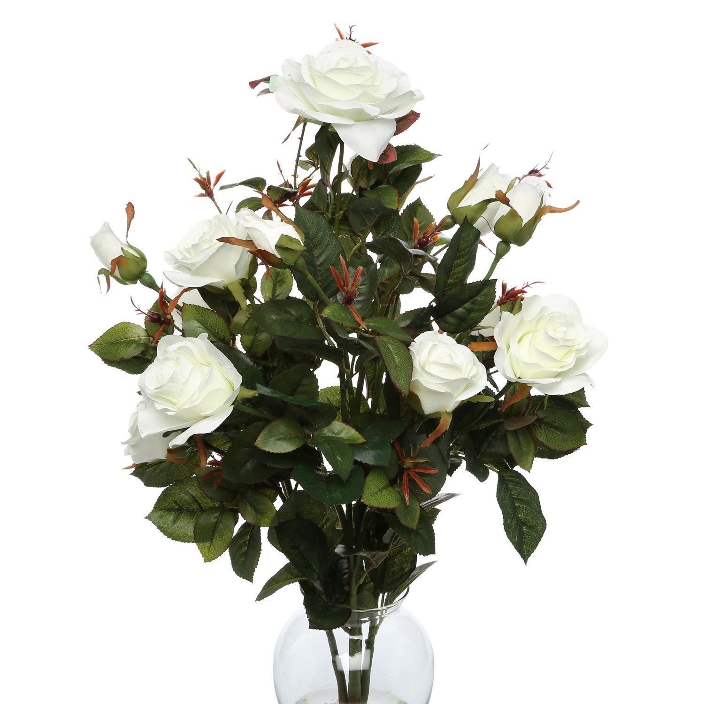 Flower Arrangement Oval Vase Google Search Silk Flower Arrangements Faux Flowers Flower Arrangements