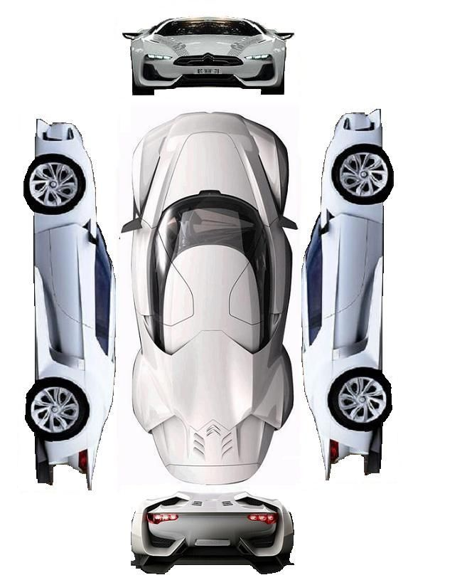 The-Blueprints - Gallery - citroen-gtbycitroen-concept-2008 - copy car blueprint website