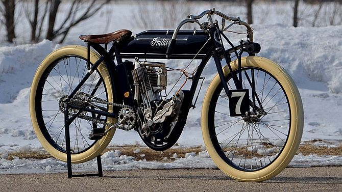 1910 Indian Board Track Racer Mecum Auctions Indian Motorcycle Tracker Motorcycle Classic Motorcycles