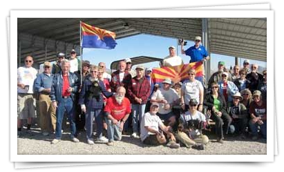Quartzsite Geocachers