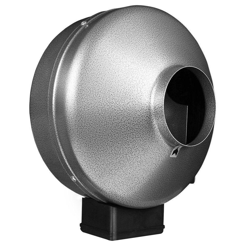 Ipower 6 Inch 442 Cfm Inline Fan Glfanxinl6filt6md25c Complete Set W Bonus Premium Microfiber Cleaner Bundl Inline Fan Ventilation Fan Growing Plants Indoors
