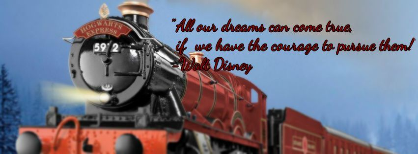 all our dreams can come true if we have the courage to pursue
