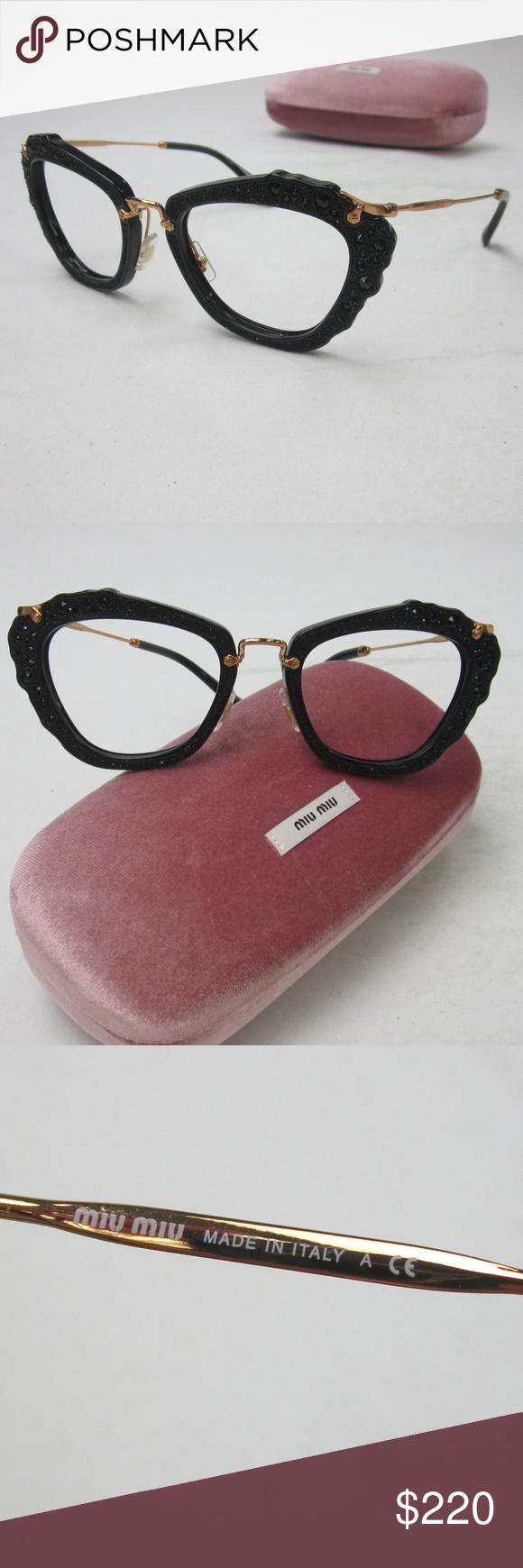 ea93c7b514de Frame Only Miu Miu SMU 13N Sunglasses Italy OLN444 Frame Only Miu Miu SMU