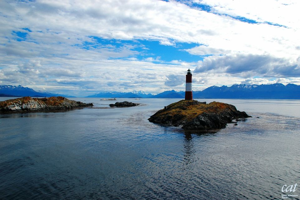 Sailing Across The Picturesque Historic Beagle Channel Is A Must