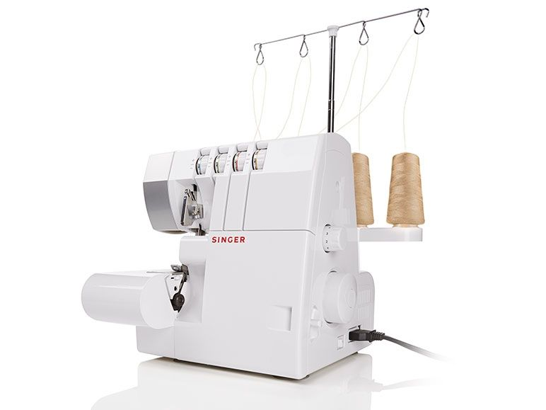 SINGER Overlock Sewing Machine Thursday 4040 Lidl UK Serger Best Overlock Sewing Machine Singer