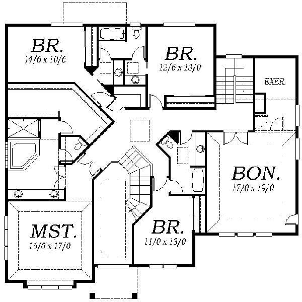 house floor plans 4000 sq ft | Floor plans, House floor ... on