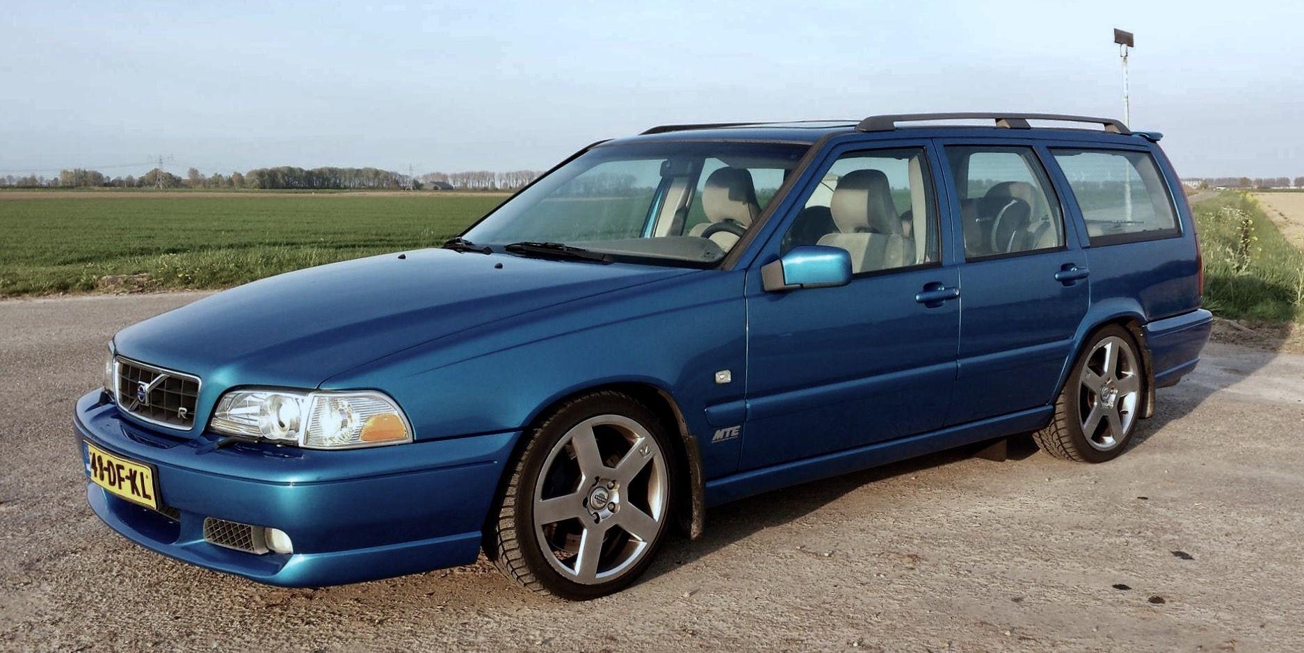 Volvo V70R AWD | VOLVO | Volvo v70r, Volvo a Volvo 850