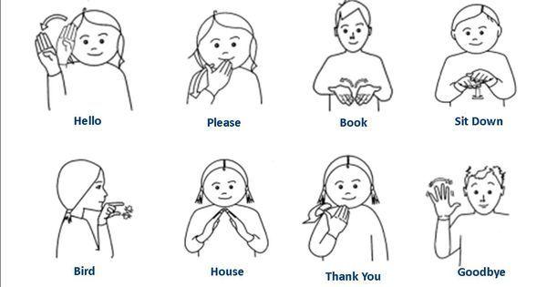 American Sign Language Phrases - Start ASL