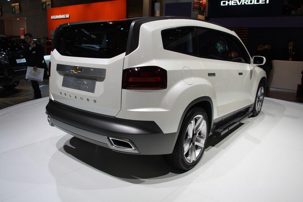 Chevrolet Orlando Indonesia Mobil